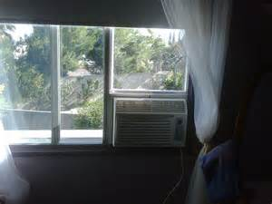 Window Unit For Sliding Windows Designs Installing A C Unit Inside Of A Horizontally Sliding