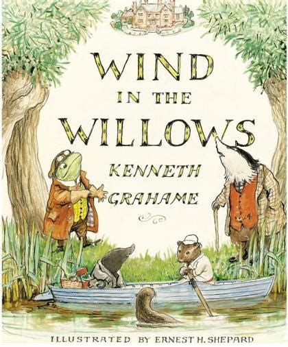 wind in the willows picture book butchering books the wind in the willows by kenneth