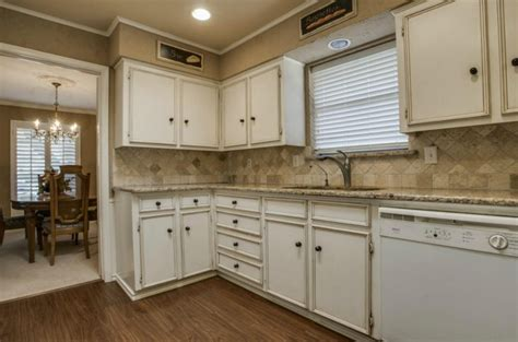 Bright White Kitchen Cabinets - updated north dallas ranch has saltwater pool candy s dirt