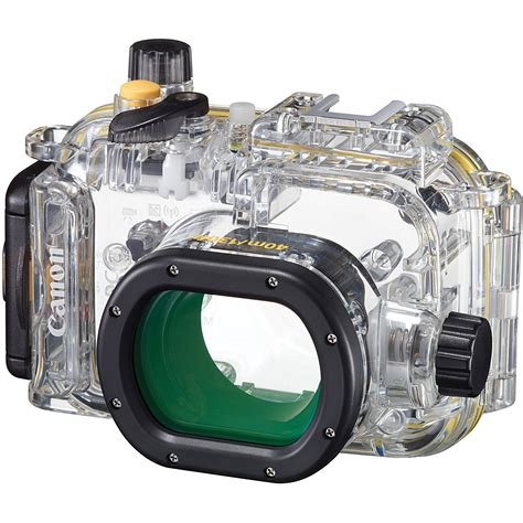 canon waterproof digital canon wp dc47 waterproof for powershot s110 6938b001 b h