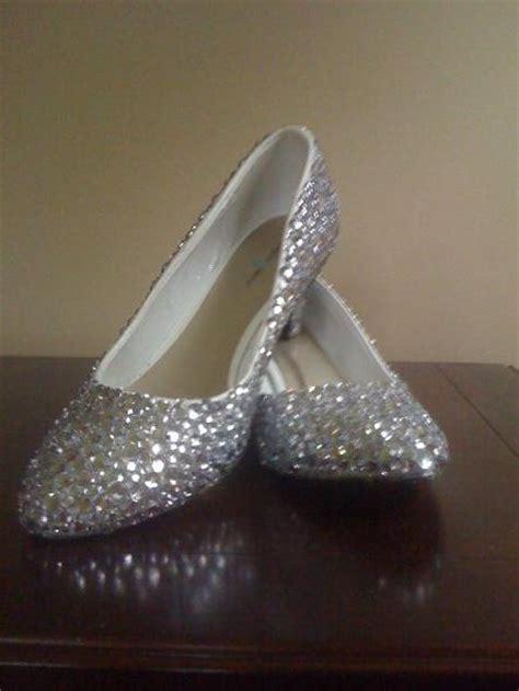 diy rhinestone shoes diy rhinestone shoes weddingbee photo gallery