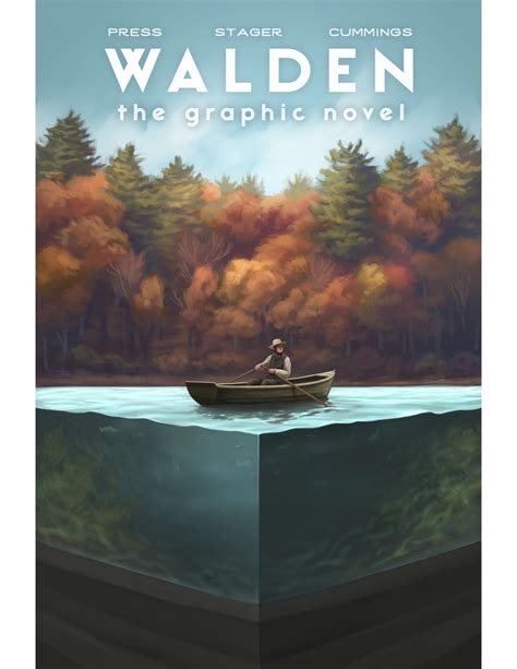 walden comic book walden the graphic novel the apollos