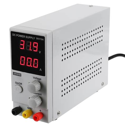 alimentatore stabilizzato da banco 0 30v 0 10a alimentatore stabilizzato da banco