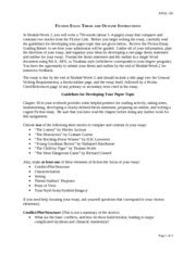 Quan 102 Course Outline by Engl 102 Fiction Essay Thesis And Outline In Apa Essay For You
