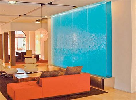 indoor waterfall home decor tips to make wonderful modern indoor waterfall home