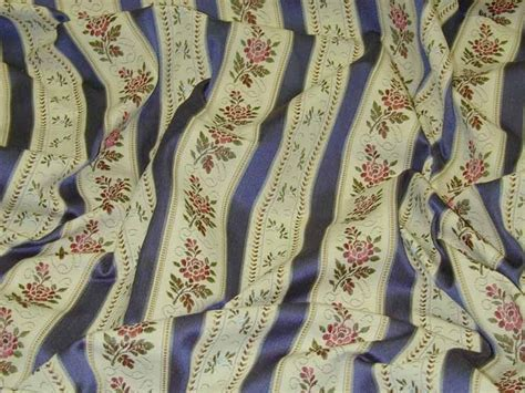 Regency Stripe Upholstery Fabric by Curtain Fabric Upholstery Fabric Regency Stripe Blue