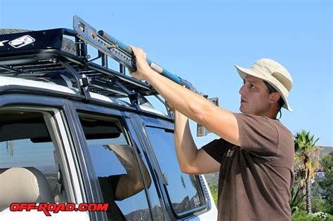 Road Truck Racks by Project Fzj80 Land Cruiser Bajarack Review Road