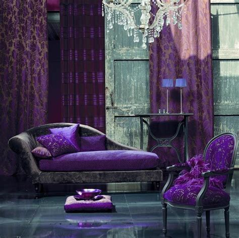purple living room decor purple room appearance as eyecatcher in the house fresh