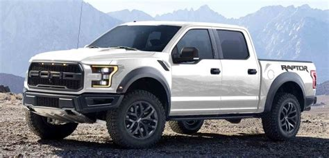 2017 Ford Bronco Raptor by 2017 Ford Raptor Supercrew 2017fordraptor White 1 Jpg