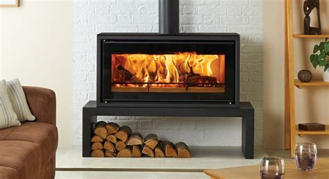 stovax riva studio 2 freestanding by stovax fireplaces