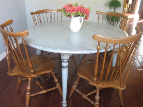 Ethan Allen Kitchen Table by European Paint Finishes Ethan Allen Table Chairs