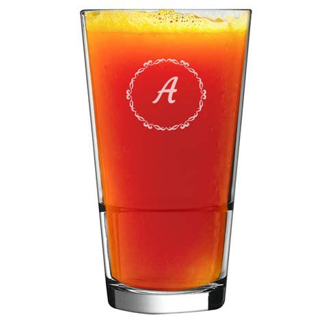 bicchieri cocktail bicchiere da cocktail con iniziale idee regalo originale