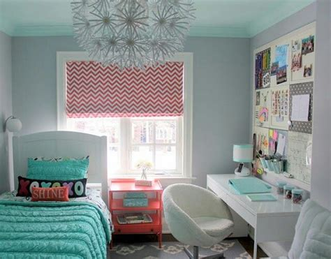 pink girls bedroom with ikea stockholm rug transitional coral and aqua teen room shelby room ideas pinterest