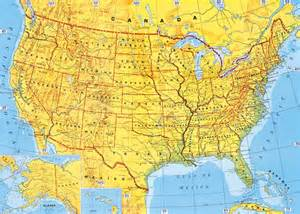 america maps maps of usa