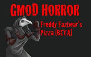 Gmod horror map freddy fazbears pizza beta turtle turtle
