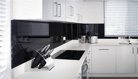 kitchen wall panels backsplash high gloss acrylic wall panels back painted glass alternative innovate building solutions