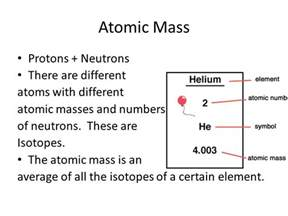 Do Protons Mass Atoms Smallest Building Block Of Matter Ppt