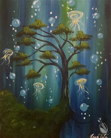 Painting With A Twist Gift Card - a life underwater saturday october 15 2016 painting with a twist
