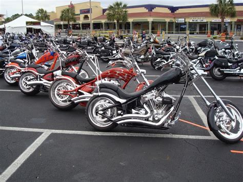 California Motorcycle Lawyer 2 by Thunder Motorcycle Rally Panama City Florida