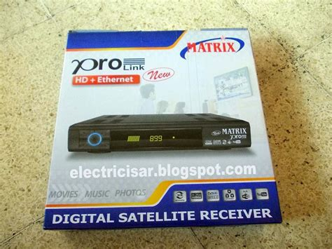 Aktuator Dan Positioner Matrix pasang tv satelit parabola electric bogipower