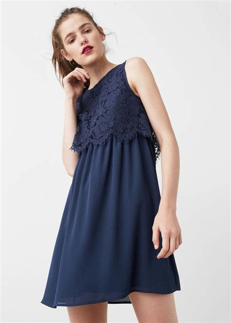 Porcelin Combi Dress 96 best trend ss18 lace images on lace my style and clothes