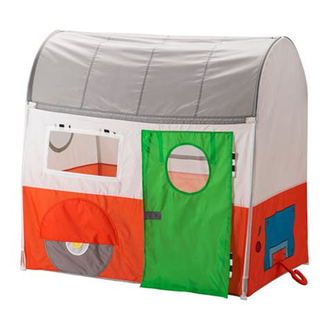 Hemmahos children s tent ikea with your imagination and a caravan in