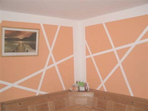 Kreative Wandgestaltung Streifen by Wandgestaltung Farbe Streifen Ragopige Info