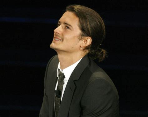 orlando bloom man bun an important and definitive ranking of celebrity man buns