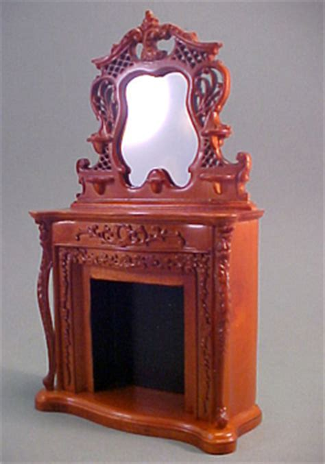bespaq 1 quot scale fireplace with candle stands