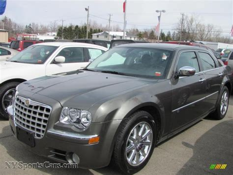 2008 Chrysler 300 Hemi by 2008 Chrysler 300 C Hemi In Titanium Metallic