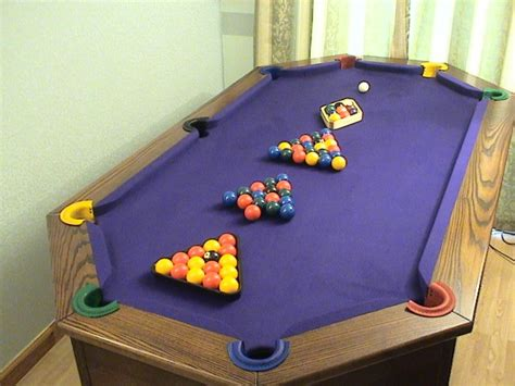 l shaped pool table oddly shaped pool tables that are to play on amazing