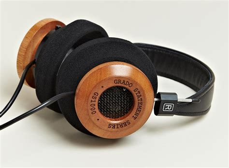 Handmade Headphones - grado labs the amati of handmade headphones cool tech