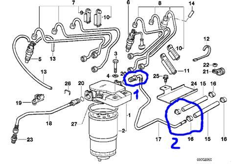 Kaos Note Note 40 Bv bmw e36 325tds an 1997 raccord plastique filtre gasoil