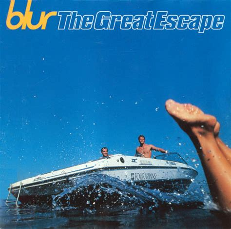 Cd Sevent Great Escape blur the great escape review by nme