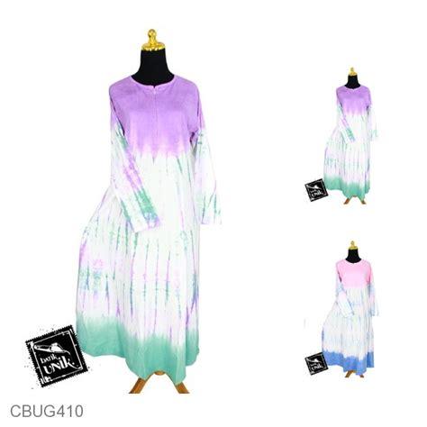 Gamis Batik Pelangi gamis ninda motif pelangi jumput gamis batik murah