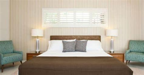 high bedroom windows high window above bed window coverings pinterest