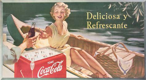 slideshow vintage coca cola bottle print ads the coca