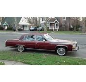 SourTooth307s 1989 Cadillac Fleetwood Brougham DElegance  Garage