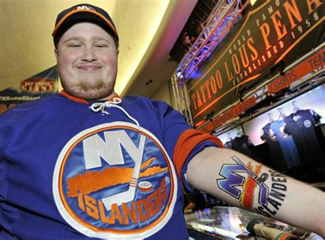 fat kid tattoo couldn t stand the weather clouds in nhl playoffs