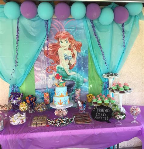 mermaid table decorations 1000 ideas about mermaid decorations on