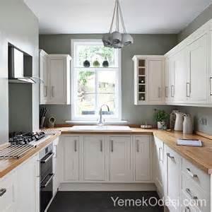 White Kitchen Ideas Uk Renkli Ve Moda Dikd 246 Rtgen Mutfak Modelleri Yemek