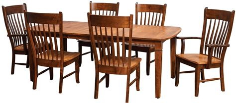 Dining Room Sets Lancaster Pa Millsdale Rectangular Dining Table By Daniel S Amish