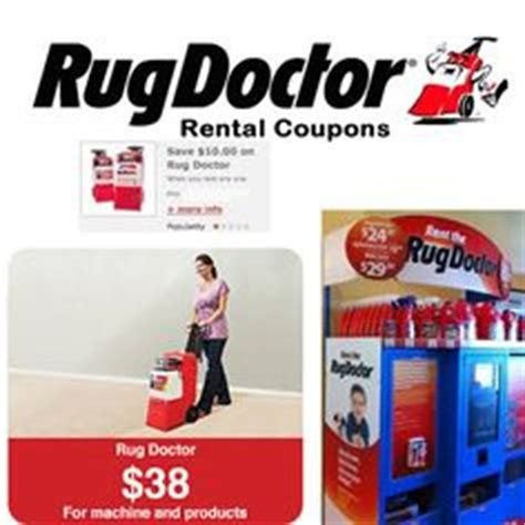 1000 images about rug doctor rental coupons on