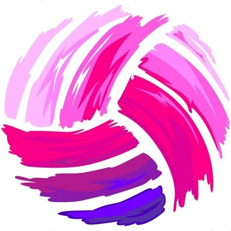 clipart pallavolo pink shirt vector clipart pink design