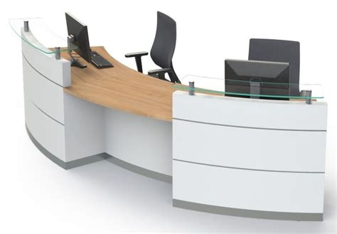 Dda Reception Desk Elite Ebp4 Dda Reception Desk Flush Plinth Reality