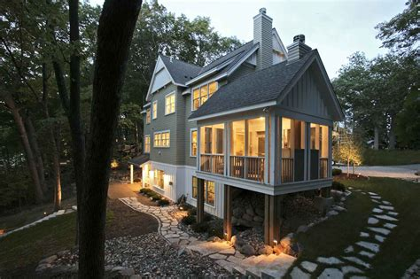 Cottage Farmhouse by Simply Home Designs New House Plan Offering