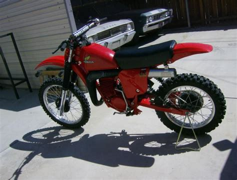 Honda 250 Dirt Bike by 1979 Honda Elsinore 250 Dirt Bike For Sale On 2040motos