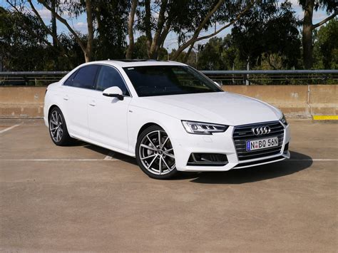 audi a4 2016 2016 audi a4 2 0 tfsi quattro review price features
