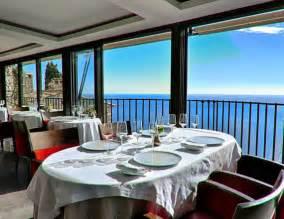 Restauran restaurant hotel chateau eza eze village site official cote d
