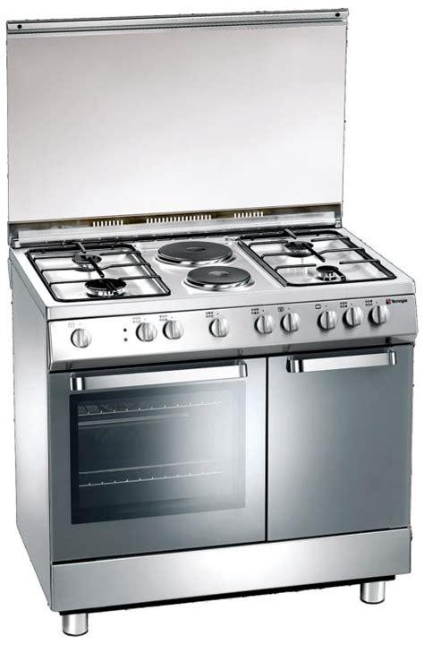 Oven Gas Tecnogas tecnogas d923xs range cooker